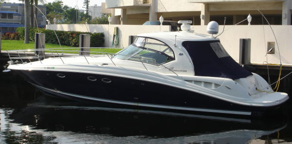 Sea Ray Sundancer Hardtop Sportsboat