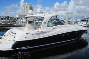 Sea Ray Sundancer Sport Boats Cruisers And Yachts For Sale In Fort