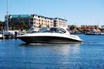Sea Ray Sundancer Starboard